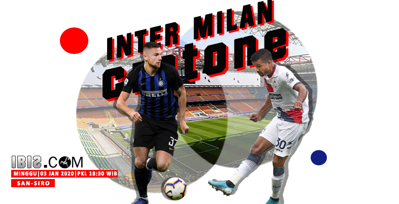 Inter Milan vs Crotone ( IBIS )