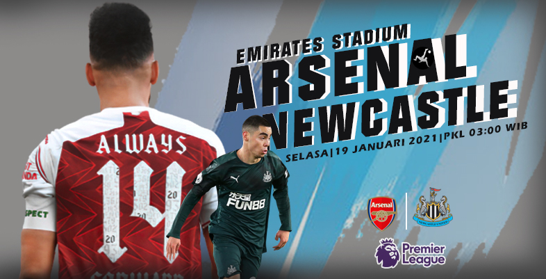 Arsenal vs Newcastle ( IBIS )