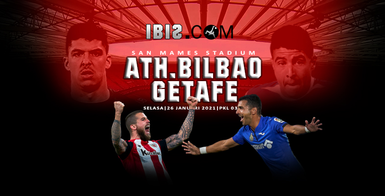 Athletic Bilbao vs Getafe ( IBIS )