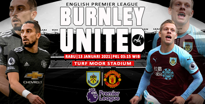 Burnley vs Manchester United (IBIS)