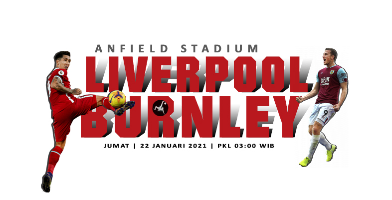 Liverpool vs Burnley ( IBIS )