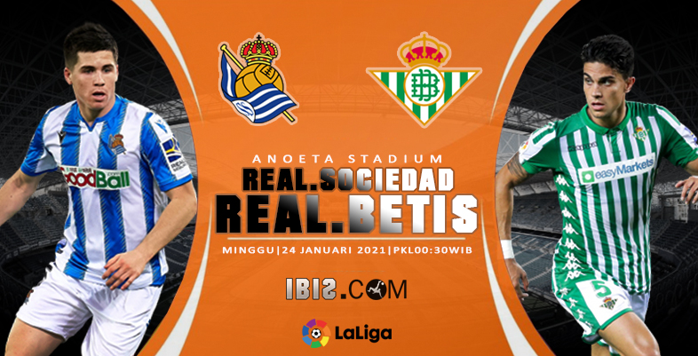 Real Sociedad vs Real Betis ( IBIS )