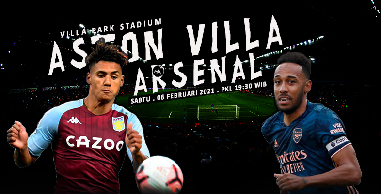 Aston Villa vs Arsenal ( IBIS )