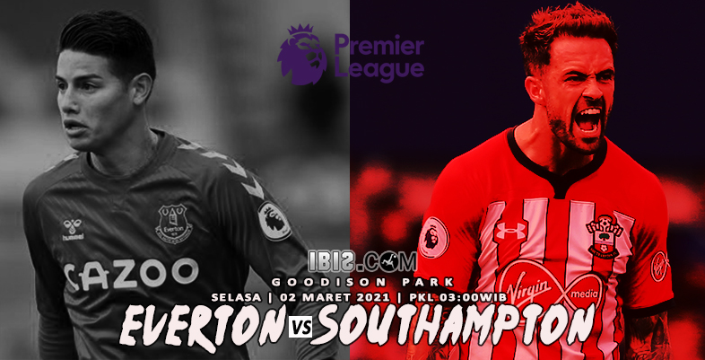 Everton vs Southampton ( IBIS )
