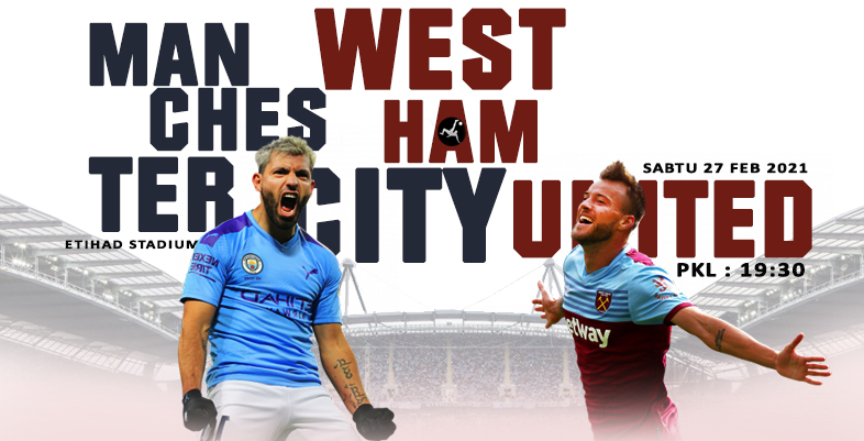 Manchester City vs West Ham ( IBIS )