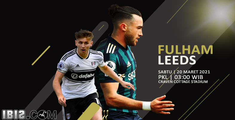 Fulham vs Leeds United ( IBIS )