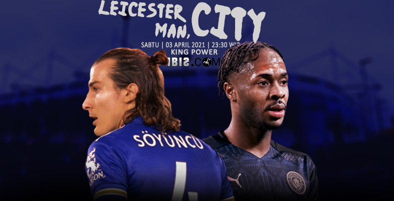 Leicester City vs Manchester City ( IBIS )