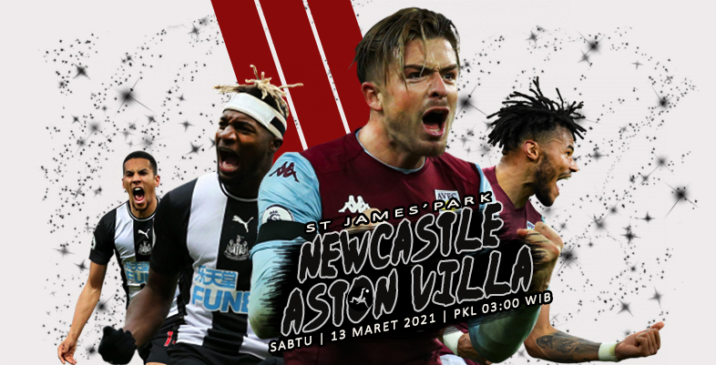 Newcastle United vs Aston Villa ( IBIS )