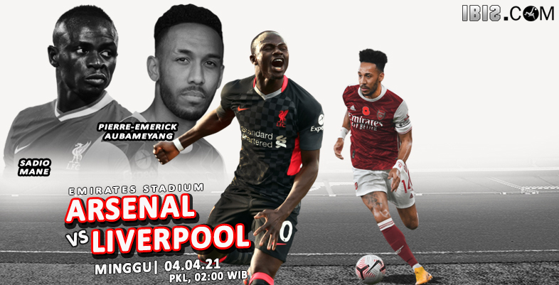 Arsenal vs Liverpool ( IBIS )