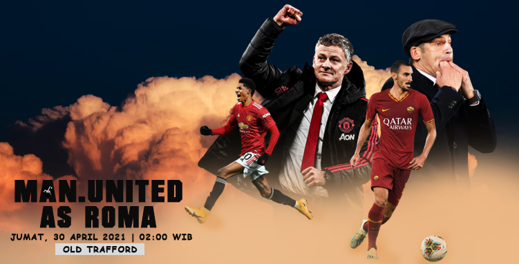 Manchester United vs AS Roma ( IBIS )