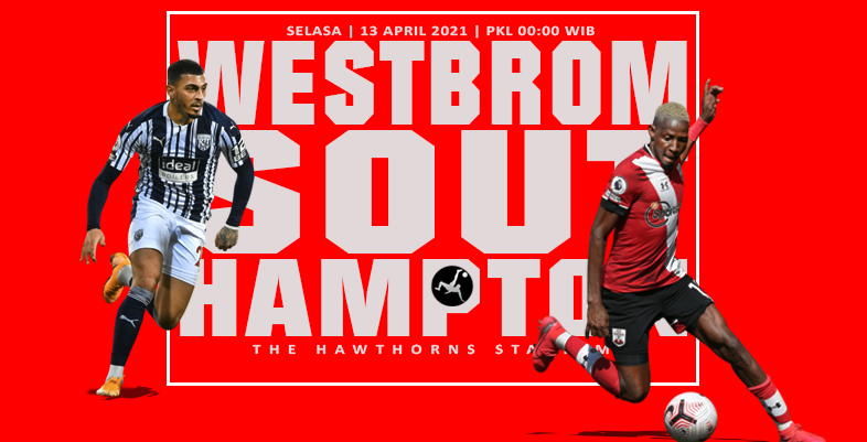 West Brom vs Southampton ( IBIS )