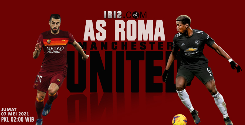 AS Roma vs Manchester United ( IBIS )
