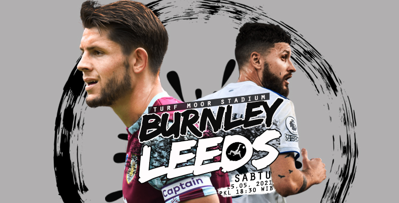 Burnley vs Leeds United ( IBIS )