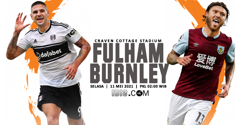 Fulham vs Burnley ( IBIS )
