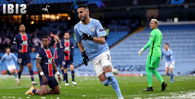 Hasil Pertandingan Manchester City vs PSG Mahrez Bawa MC Ke Final UCL